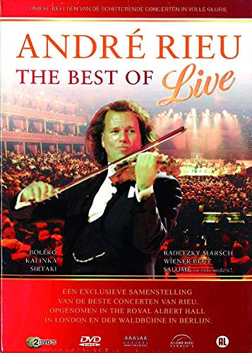 André Rieu - The Best Of 'Live' [2 DVDs]