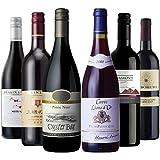 6か国周遊バラエティー赤ワイン飲み比べセット750ml×6本セット [フランス/赤ワイン/辛口/フルボディ/1本]
