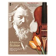 Brahms: Double Concerto in a Minor, Opus 102: Violin (Music Minus One (Numbered))