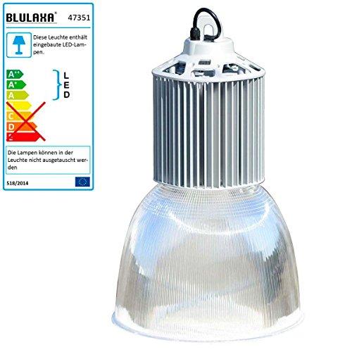 LED Hallentiefstrahler 150 Watt 830 Warmweiß High Bay Leuchte Lampe Decke Fluter Licht