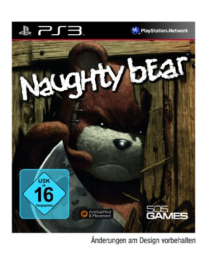 Naughty Bear [Edizione : Germania]
