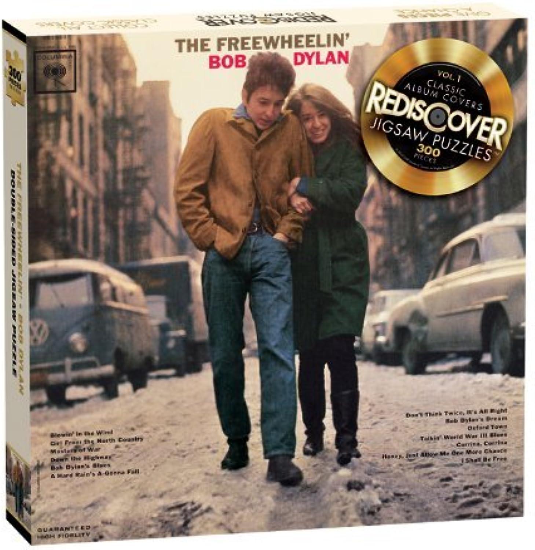 Bob Dylan - The Freewheelin Bob Dylan Jigsaw Puzzle B008V9C3XY Viele Stile  | Ideales Geschenk für alle Gelegenheiten