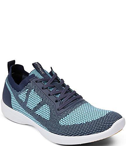 [バイオニック] シューズ 27.0 cm スニーカー Lenora Mesh Fabric Lace Sneakers Navy レディース [並行輸入品]