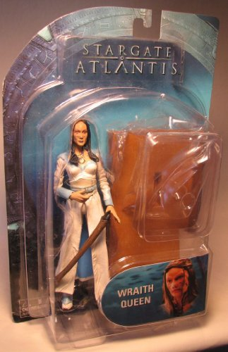 Stargate Atlantis Series 2 Figure Wraith Queen