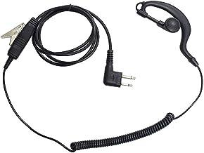 هدست PTT 1 هد MT گوشواره PTT با Mic برای رادیو دو طرفه موتورولا با دو پین توسط BESTFACE