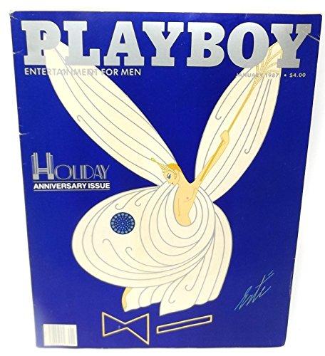 Playboy Magazine, gennaio 1987by