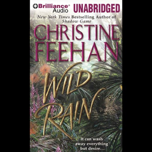 Wild Rain audiobook cover art