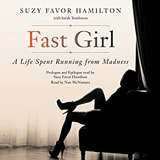 Fast Girl audiobook cover art