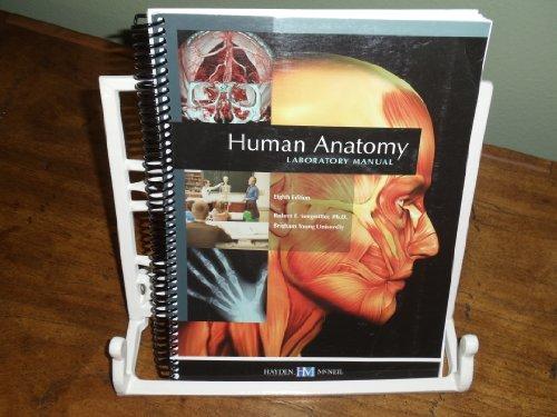 Human Anatomy Laboratory Manual with CD (Dept. of Physiology & Developmental Biology, Brigham Young University)
