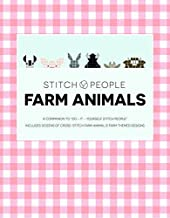 Stitch People Farm Animals Staple-bound – November 1, 2015
