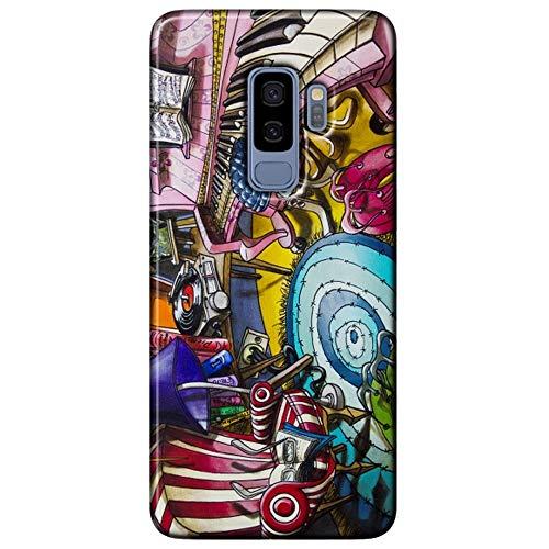 Capa Personalizada Samsung Galaxy S9 Plus G965 - Ler, Ver e Ouvir - DE28