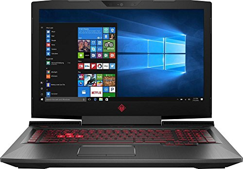 HP OMEN 17-AN012DX 17.3inch Full HD Gaming Laptop: Intel...