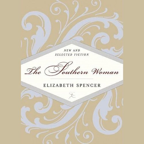 The Southern Woman audiobook cover art