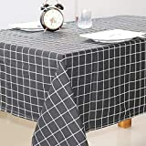 SELHOME Geometric Table Cloth Tablecloth Nappe Table Cover Party Wedding Table Cloth for Home Table Decoration Mantel Home Textile - Color D - 140x200cm