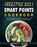 Freestyle 2021 Smart Points Cookbook: The Most Effective Weight Loss Program with Quick and Easy WW Smart Points Recipes