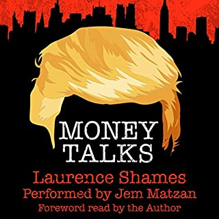 Money Talks audiobook cover art