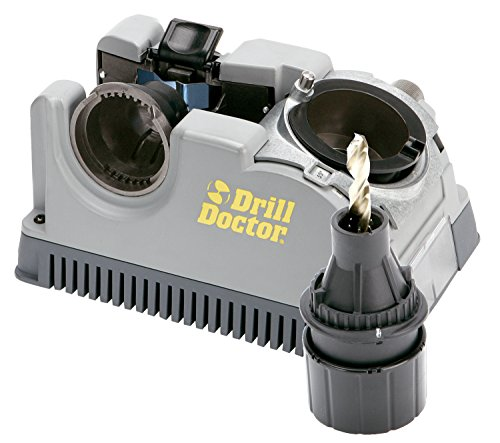 Drill Doctor DD 750X Heavy Duty Professional Drill Bit Sharpener with Case