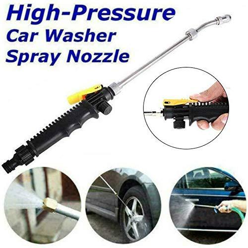 Limpiador de alta presión 2.0 2 en 1 para rociadores de chorro de agua para herramientas de limpieza de jardín