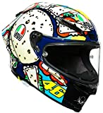 AGV Pista GP RR Rossi Misano 2019 Limited Edition Carbon Helm MS (57/58)