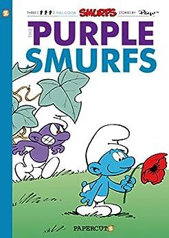 [Yvan Delporte, Peyo]のThe Smurfs #1: The Purple Smurfs (The Smurfs Graphic Novels) (English Edition)