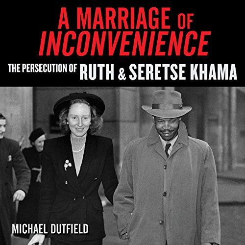 A Marriage of Inconvenience audiobook cover art