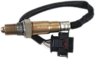 1.5 Compruebe el adaptador del eliminador de luz del motor O2 Extensor del sensor de ox/ígeno Espaciador Plateado Adaptador del sensor de ox/ígeno 2 piezas 45 mm M18