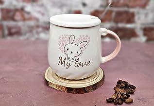 Elegant Tea/Coffee Mug Tea Coffee Mug |Colorful Design| Refreshing Comfortable grip