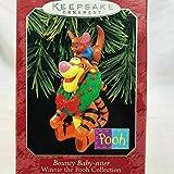 Hallmark Keepsake Ornament Bouncy Babysitter 'Winnie the Pooh Collection' (1998) QXD4096