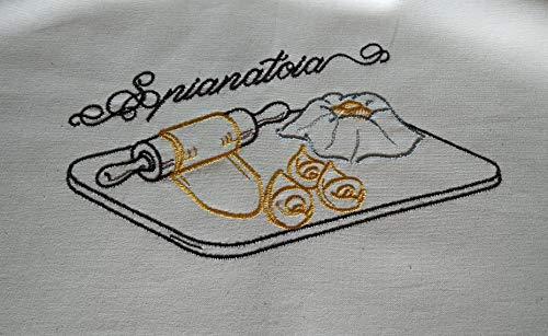 MEATEX FODERINA per SPIANATOIA Medio cm.105X68