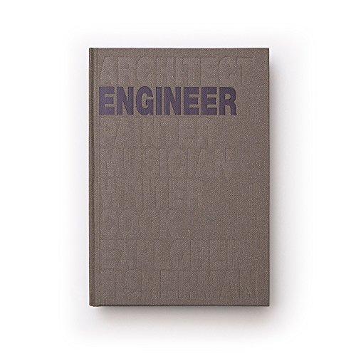 Jstory クリエイター ノート エンジニア おもしろい メモ帳 おしゃれ 技術者 設計図 方眼用紙 15.1×21.6�p 160枚 [カラー:ディープグレー]