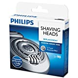 Philips V-Track Pro 3 Replacement Shaving Heads for shaver Series 9000 (SH90/60)