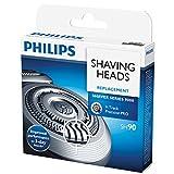 Philips V-Track PRO 3 Ersatzscherköpfe für Shaver Series 9000 (SH90/60)
