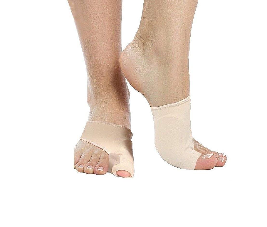 みぞれ言うライセンス5組の腱膜矯正装置、つま先セパレータースペーサー矯正器で外反母趾の痛みを治療する、テイラーズバニオン、足の親指関節、添え字外科手術の治療