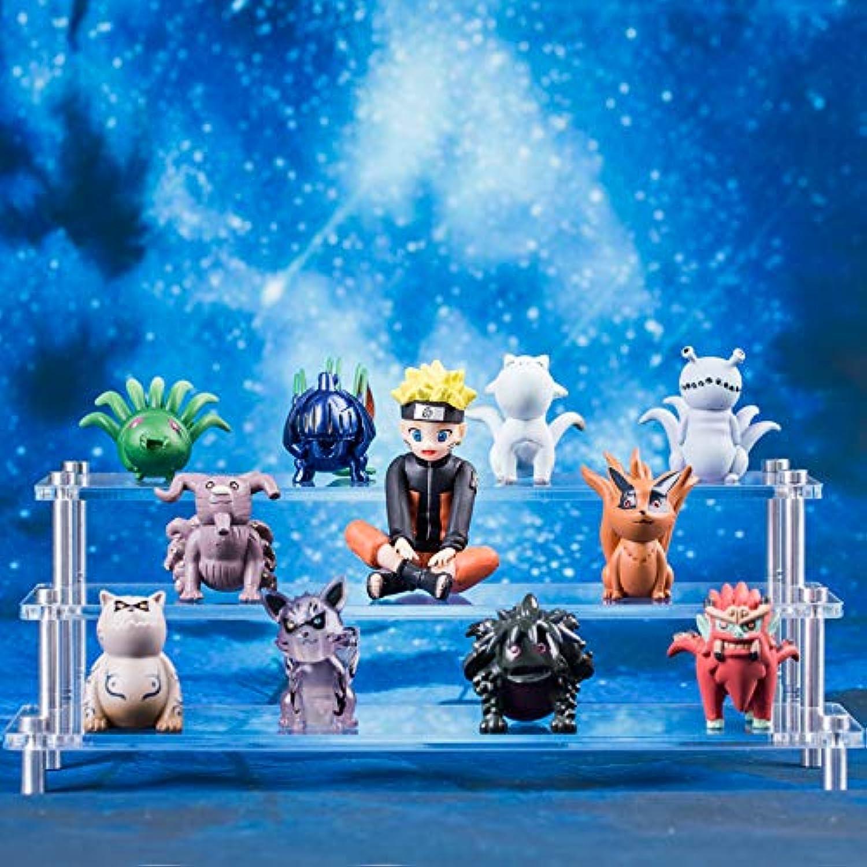 Spielzeugfigur Spielzeug Modell Anime Charakter Kunsthandwerk Dekorationen 6CM DSJSP