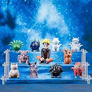 Asdfnfa Toy Model Naruto Crafts Anime Model Ornaments Birthday Gift