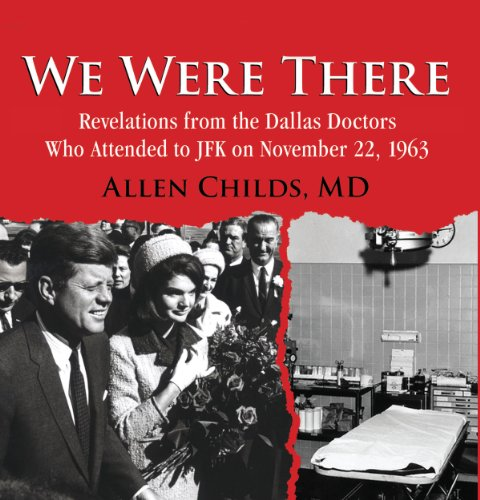 We Were There audiobook cover art