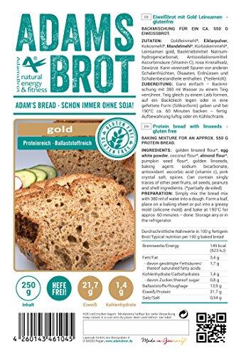 Adam's Brot Broodmix Gold