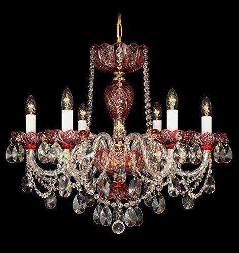 Bohemia lampadario di cristallo