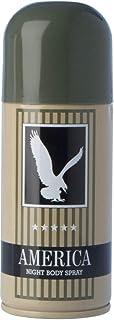 Milton Lloyd America Night For Men (Body Spray, 150 ML)