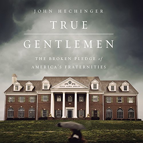 True Gentlemen audiobook cover art