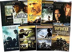 Heroes of War Collection - Saving Private Ryan / Men of Honor / Tears of the Sun / Letters From Iwo Jima / Courage Under Fire / Tigerland / World War II Bonus / Shooting War / Peace for War