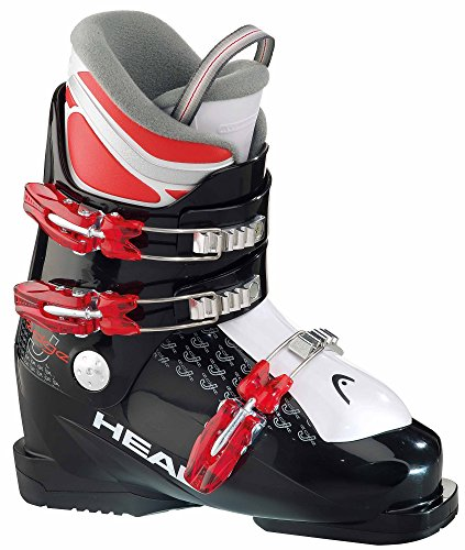 HEAD EDGE J 3 - black - Jugend Skischuhe - 2015, Mondo Point Größe:24.0 | EU 37