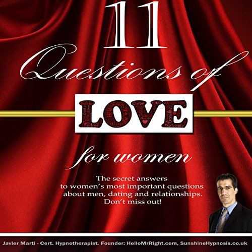 11 Questions of Love for Women audiobook cover art
