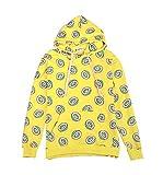 Findom GOT7 Doughnut Hoodie Just Right The Same Style Mark Jackson Youngjae JB Sweater Sweatershirt Yellow