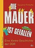 Die Mauer ist gefallen: Eine kleine Geschichte der DDR (Reihe Hanser)