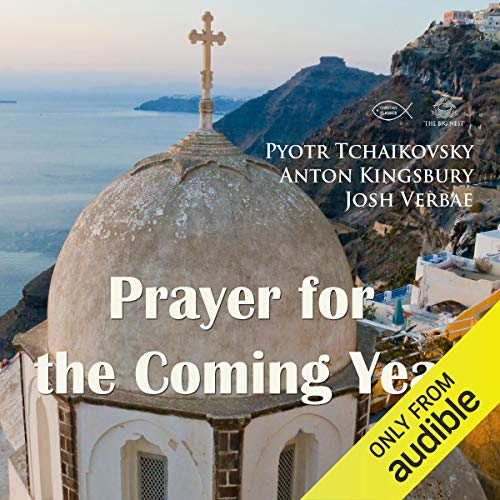 Prayer for the Coming Year audiobook cover art