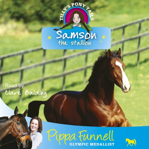 Tilly's Pony Tails 4: Samson cover art