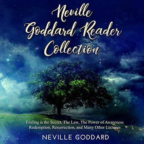 Neville Goddard Reader Collection audiobook cover art