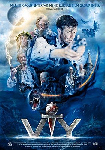 Viy 3d Movie Poster 70 X 45 cm