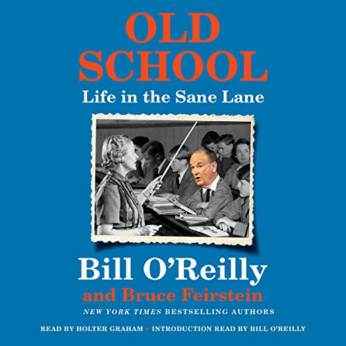 Old School audiobook cover art
